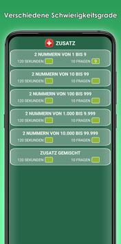 Addition, Subtraktion, Multiplikation, Division Screenshot 1