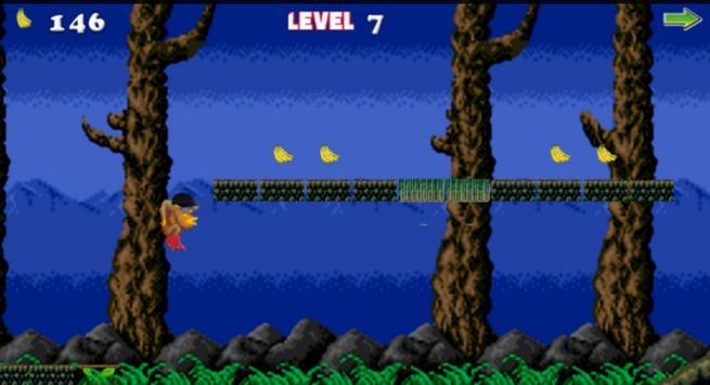 Tokki The Monkey Jungle Adventures screenshot 4