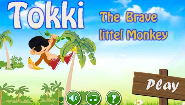 Tokki The Monkey Jungle Adventures screenshot 8