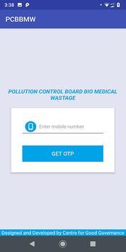 TSPCB BMW (Bio-Medical Waste Management) poster