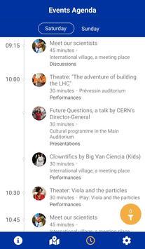 CERN Open Days 2019 скриншот 4