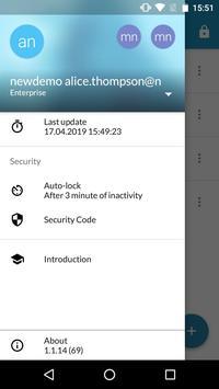 PassSecurium™ screenshot 1
