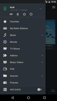 Remote for Kodi / XBMC 截图 6