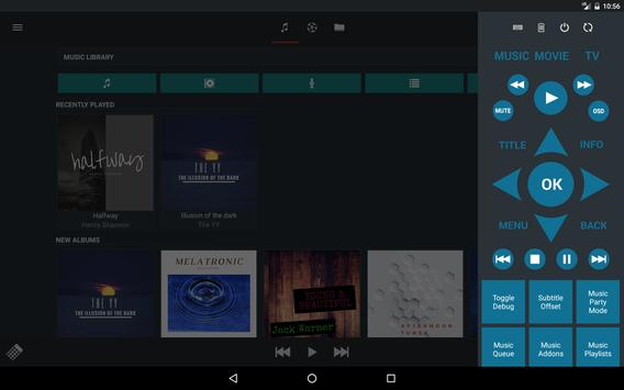 Remote for Kodi / XBMC 截图 8