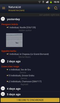 NaturaList ảnh chụp màn hình 12
