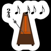 Rhythmic Metronome 圖標