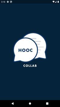 HOOC Collab poster