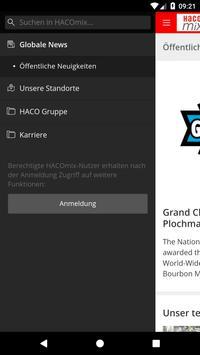HACOmix screenshot 2