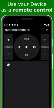 QuotTeleprompter RC poster