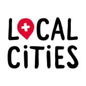 Localcities. Swiss municipalities icon