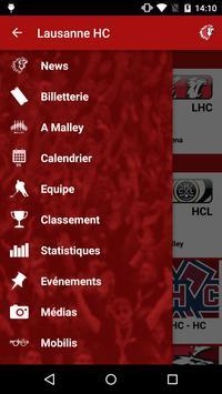 Lausanne HC screenshot 1