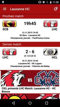 Lausanne HC screenshot 2