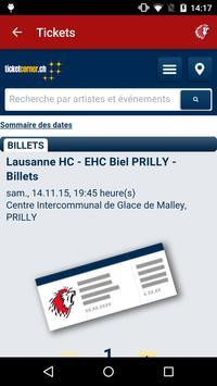 Lausanne HC screenshot 4