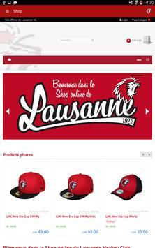 Lausanne HC screenshot 8