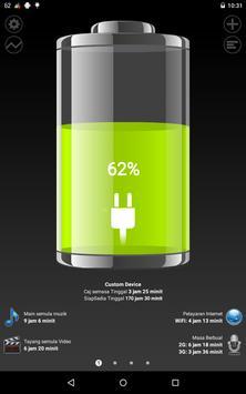 Bateri syot layar 14