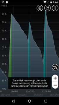 Bateri syot layar 1