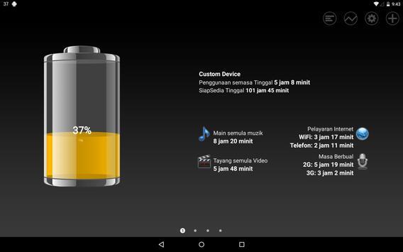 Bateri syot layar 7