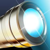 Lampu suluh LED - Flashlight ikon