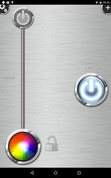 Lampu suluh LED - Flashlight syot layar 4