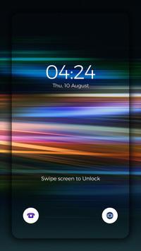 Theme Skin For Xperia 10 - Iconpack & Wallpapers screenshot 1