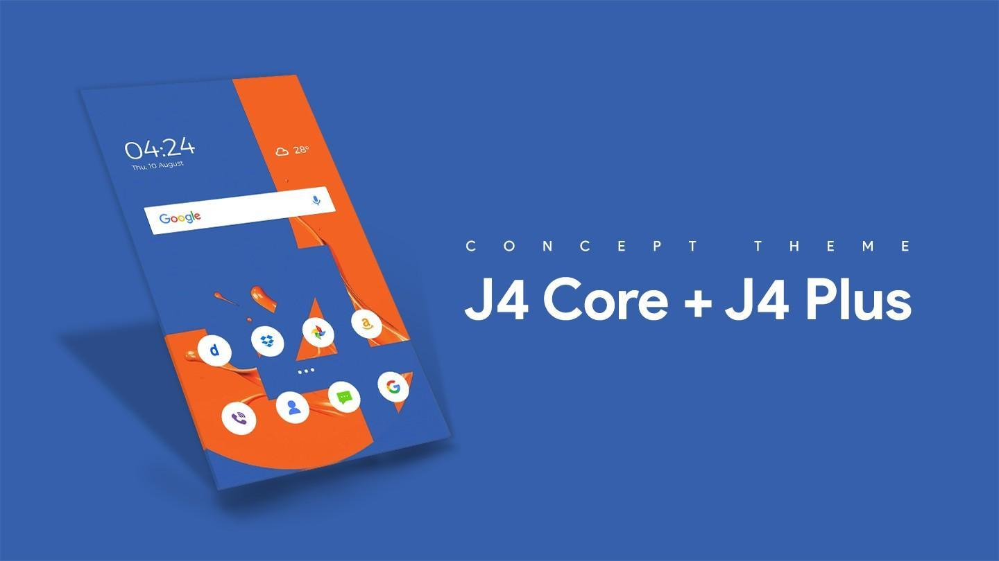 Theme For Galaxy J4 Core J4 For Android Apk Download