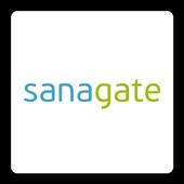 mySanagate icon
