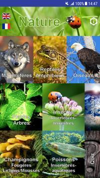 Nature Free - Amérique du Nord Affiche