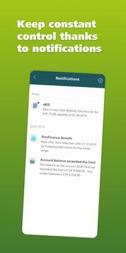 PostFinance screenshot 5