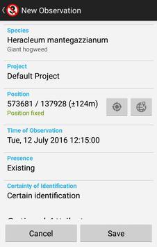 InvasivApp screenshot 1