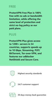 ProtonVPN screenshot 5