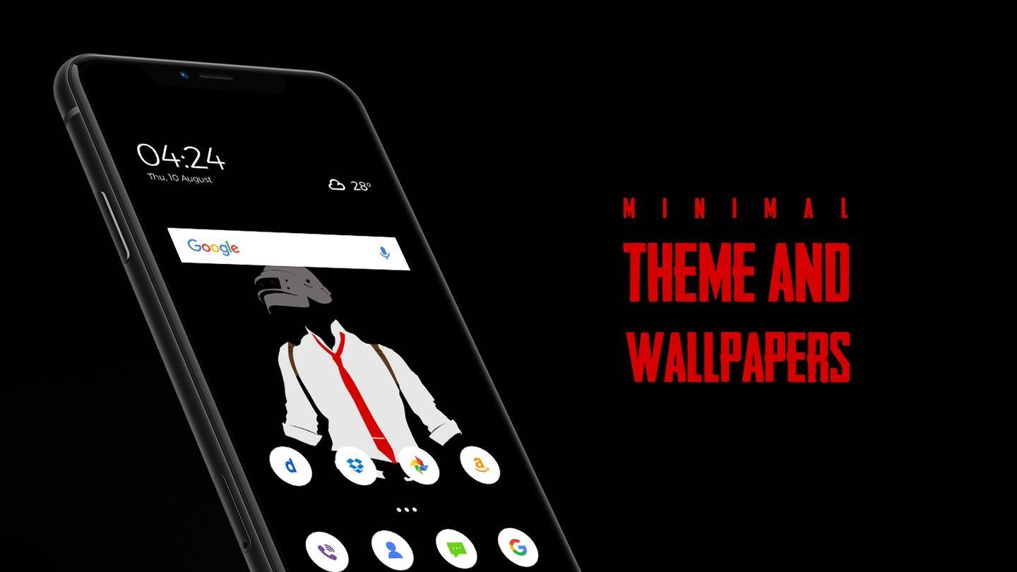 Icons/Theme Pubg Style + HD Wallpapers for Android - APK