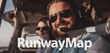 RunwayMap: Aviation Weather & 3D Views for Pilots