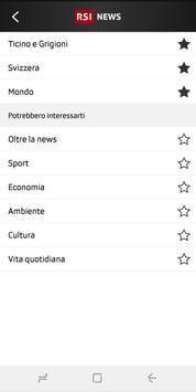 RSI News imagem de tela 3