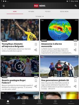 RSI News imagem de tela 7