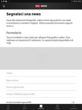 RSI News imagem de tela 6