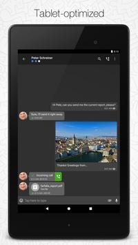 Threema Work screenshot 9