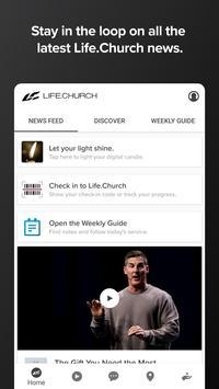Life.Church स्क्रीनशॉट 1