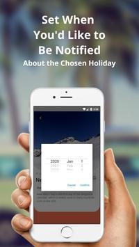 Chad Holidays : N'Djamena Calendar screenshot 3