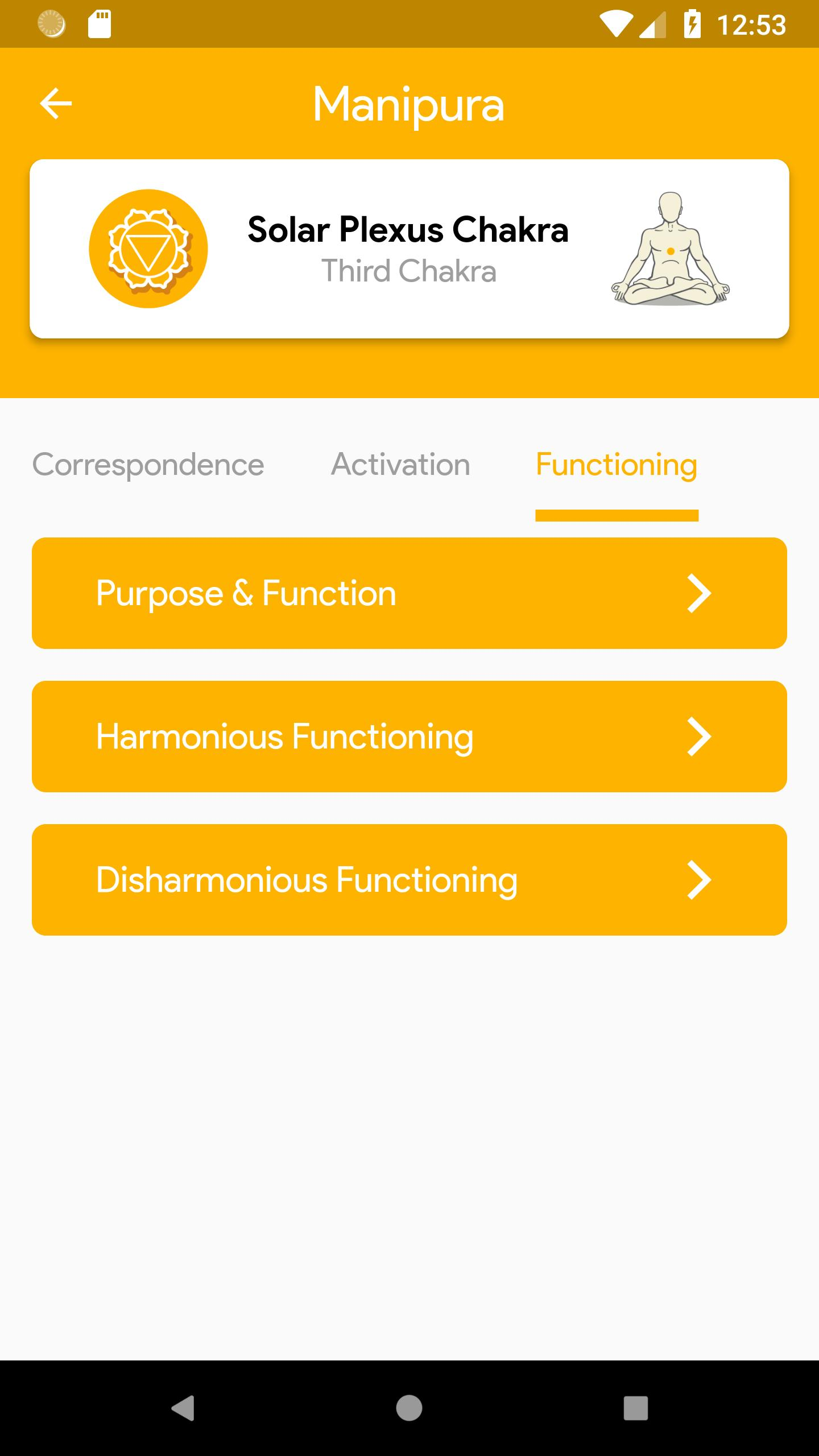 🧘 CHAKRAS - Meditation, Activation and Healing for Android