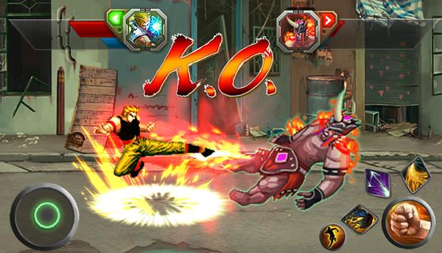 Street Fighting:City Fighter capture d'écran 1