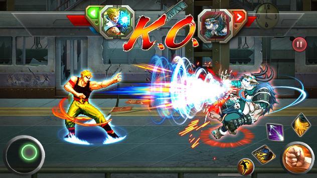 Street Fighting:City Fighter capture d'écran 4