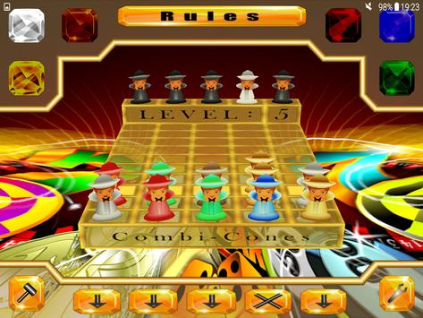 Free-Combi-Cones screenshot 1