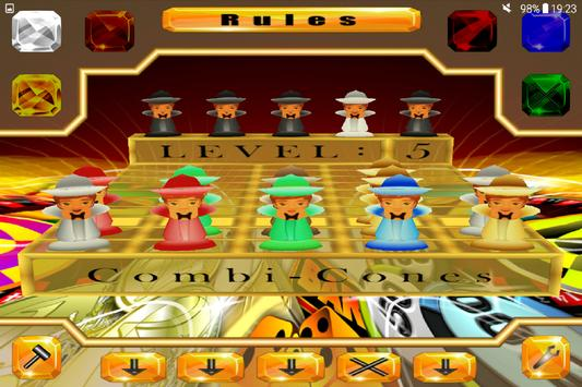 Free-Combi-Cones screenshot 5