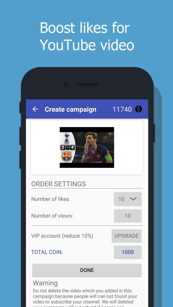 ULike for Android - APK Download