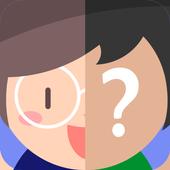 Charades - What am I? (Charadas,charades game) icon