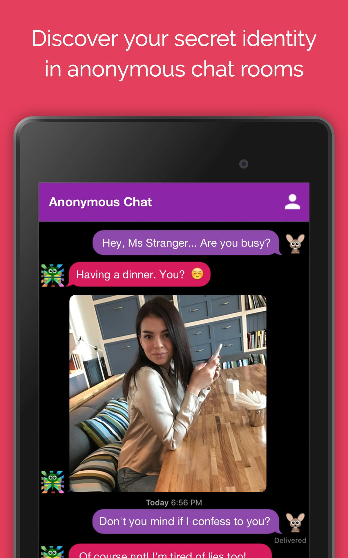 Anonymer chat room