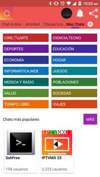 Chat y Amistad screenshot 1