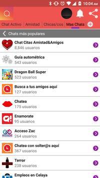 Chat y Amistad screenshot 2