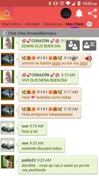 Chat y Amistad screenshot 3