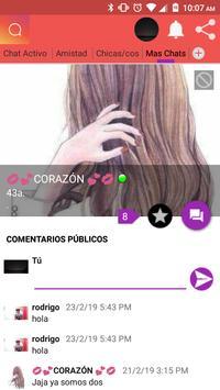 Chat y Amistad screenshot 4